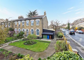Thumbnail 4 bed semi-detached house for sale in Underhill Road, London