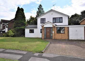 Thumbnail 4 bed detached house for sale in Arden Vale Road, Knowle, Solihull