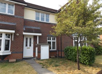 Thumbnail 2 bedroom town house to rent in Old Fallow Road, Cannock