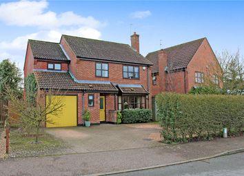 4 bed detached house for sale in Filbert Road, Loddon, Norwich, Norfolk NR14