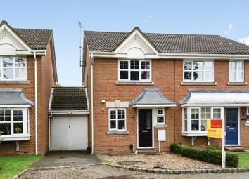 Thumbnail 2 bed semi-detached house for sale in Picton Close, Camberley