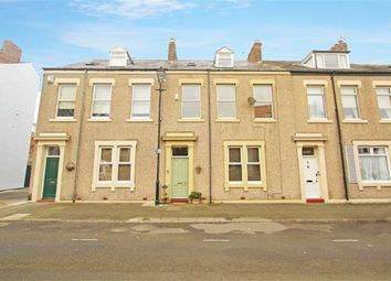 Thumbnail 6 bed terraced house for sale in Lovaine Row, Tynemouth, Tyne And Wear
