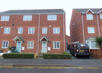 Thumbnail 4 bed end terrace house for sale in Thatcham Avenue Kingsway, Quedgeley, Gloucester