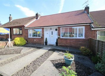 Thumbnail 3 bed terraced bungalow for sale in Towneley Road, Longridge, Preston