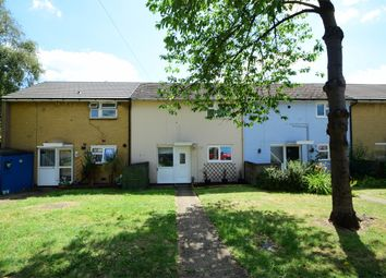 Thumbnail 2 bed terraced house for sale in Hillcrest, Bedwell, Stevenage, Hertfordshire