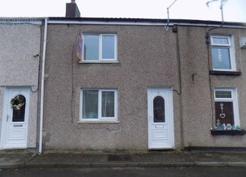 Thumbnail 1 bed terraced house to rent in Clifton Row, Porth