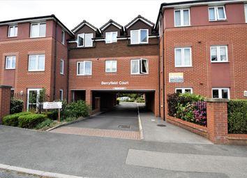 Thumbnail 1 bed property for sale in Bursledon Road, Hedge End, Southampton