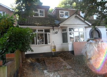 Thumbnail 3 bed flat to rent in Dell Road, Southampton