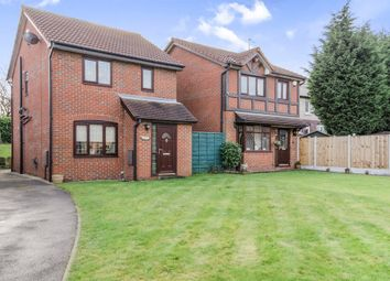 Thumbnail 3 bed detached house for sale in Parkinson Close, Wakefield