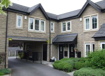Thumbnail 2 bed flat to rent in Brookwater Close, Salterhebble, Halifax