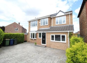 Thumbnail 4 bedroom detached house for sale in Ambleside Road, Normanby, Middlesbrough