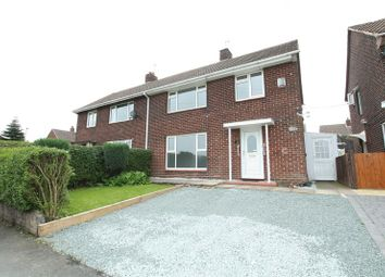 Thumbnail 3 bed semi-detached house to rent in Springfield Road, Biddulph, Stoke-On-Trent