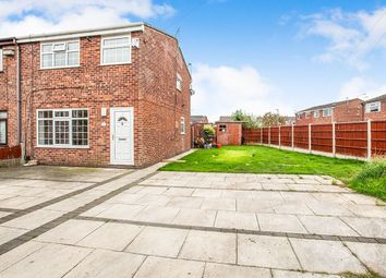 Thumbnail 3 bed semi-detached house to rent in Aldwych Drive, Lostock Hall, Preston
