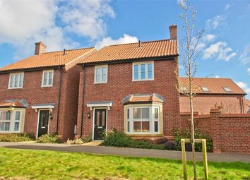 Thumbnail 3 bedroom detached house for sale in Poppy Path, Shepton Mallet