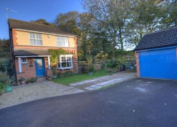 Thumbnail 3 bed detached house for sale in Badminton Close, Bridlington