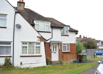 Thumbnail 2 bed terraced house for sale in Horton Hill, Epsom