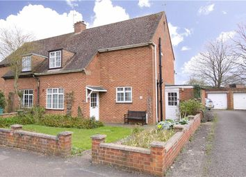 Thumbnail 3 bed semi-detached house for sale in Saxon Road, Wheathampstead, Hertfordshire