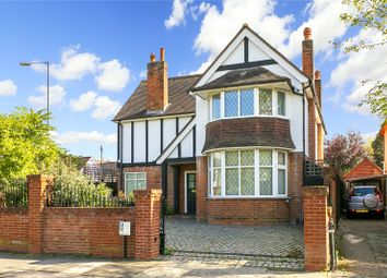 Thumbnail 5 bed detached house for sale in Taylor Avenue, Kew, Surrey