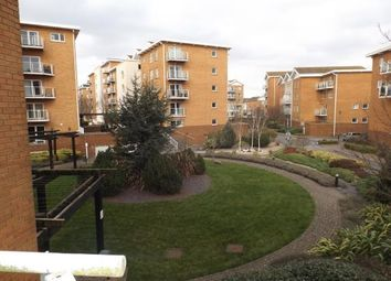 Thumbnail 2 bed flat for sale in Naples House, Judkin Court, Century Wharf, Cardiff Bay