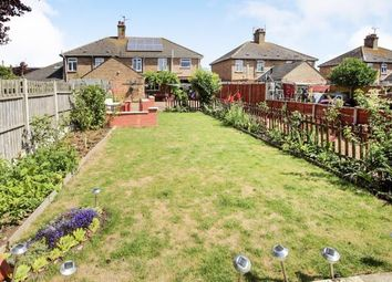 Thumbnail 4 bedroom semi-detached house for sale in Burnt House Road, Turves, Whittlesey, Peterborough