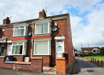 Thumbnail 2 bed semi-detached house for sale in Westmorland Street, Doncaster