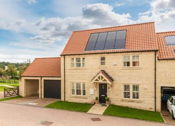 Thumbnail 3 bed semi-detached house for sale in Linkfoot Close, Helmsley, York