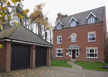 Thumbnail 5 bed detached house for sale in Edgewood, Brackley
