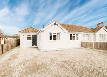 Thumbnail 4 bed semi-detached bungalow for sale in Chaucer Close, Canterbury