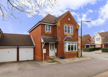 Thumbnail 3 bed link-detached house for sale in Corsewall Place, Tattenhoe, Milton Keynes