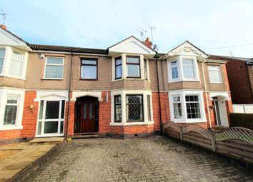 Thumbnail 4 bedroom terraced house for sale in Woodclose Ave, Coundon, Coventry