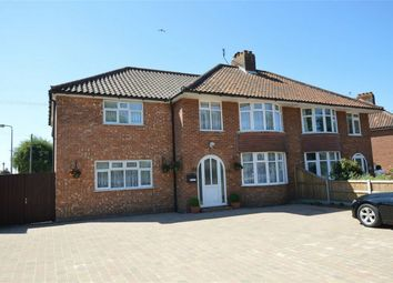 Thumbnail 6 bed semi-detached house for sale in Plumstead Road East, Norwich, Norfolk