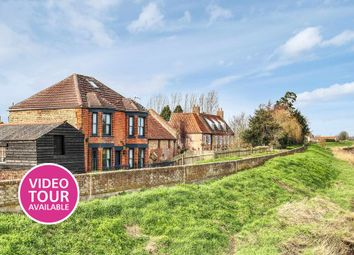 Thumbnail 3 bed detached house for sale in St. Germans, King's Lynn