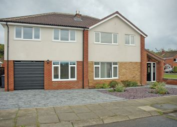 Thumbnail 4 bed detached house to rent in Ladywell Way, Ponteland, Newcastle Upon Tyne