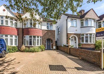 Thumbnail 3 bed semi-detached house for sale in Woodside Avenue, Chislehurst