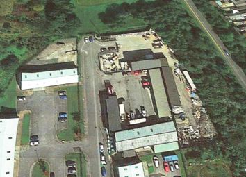 Thumbnail Industrial for sale in Ely Industrial Estate, Penrhiwfer, Tonypandy