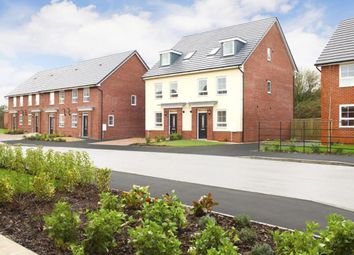"Thumbnail 4 bedroom semi-detached house for sale in ""Helmsley"" at Kepple Lane, Garstang, Preston"