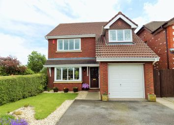 Thumbnail 4 bed detached house for sale in Oakfields, Marshfield, Cardiff