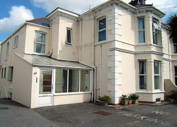 Thumbnail 1 bed flat to rent in Melvill Road, Falmouth