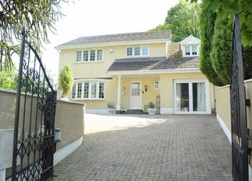 Thumbnail 4 bed detached house for sale in Waunarlwydd Road, Cockett, Swansea