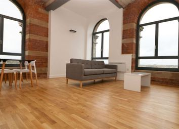 Thumbnail 1 bed flat to rent in Dual Aspect, Rent Free, Lister Mills, Brand New