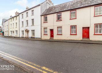 Thumbnail 3 bed terraced house for sale in The Struet, Brecon, Powys