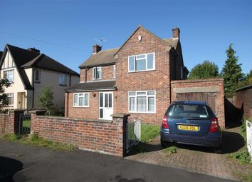 Thumbnail 4 bed detached house to rent in Meadowlands Road, Cambridge