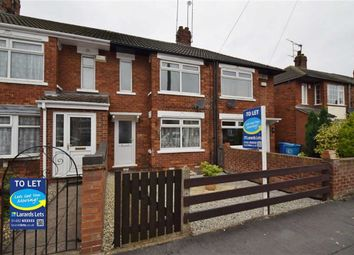 Thumbnail 2 bedroom terraced house to rent in Danube Road, West Hull