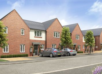 Thumbnail 3 bed end terrace house for sale in Castle View Court, Moxley, Wednesbury