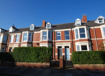 Thumbnail 5 bed terraced house for sale in Wolveleigh Terrace, Gosforth, Newcastle Upon Tyne