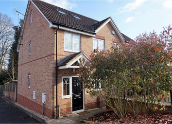 Thumbnail 3 bed semi-detached house for sale in Midhurst Court, Chandlers Ford
