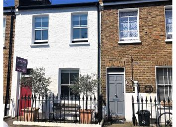 Thumbnail 2 bed terraced house for sale in Snarsgate Street, North Kensington