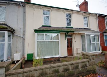 Thumbnail 3 bed terraced house to rent in Burton Road, Uphill, Lincoln