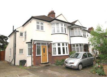 Thumbnail 3 bed semi-detached house for sale in Glenview Road, Bickley, Bromley