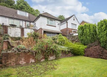 Thumbnail 3 bed semi-detached bungalow for sale in Leigh Road, Trevethin, Pontypool